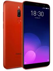 Meizu M6T, 3GB/32GB, piros