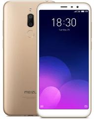 Meizu M6T, 3GB/32GB, zlatý