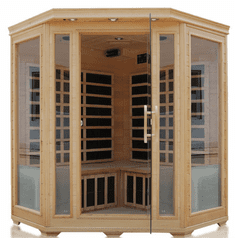 Hearthland savna Exclusive Sauna HL-400AC, 4 osebe