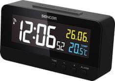Sencor SDC 4800 B Hodiny s budíkem