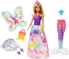 Mattel Tündér Barbie és mesés ruhák