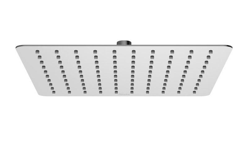 Ravak 982.00 Hlavová sprcha Chrome čtvercová, 300 mm