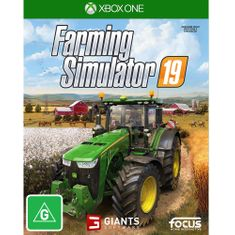 Focus farming Simulator 19 - D1 Edition (Xbox One)