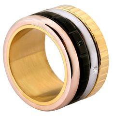 Troli Czteroktanowy stalowy pierścień