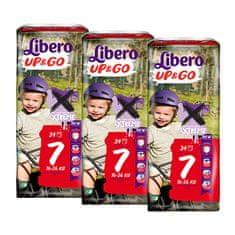 Libero Up& Go (7) pelenkacsomag - 3 x 34 db
