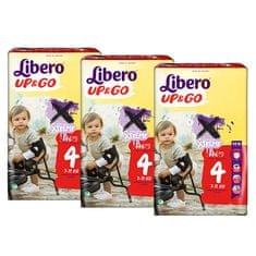 Libero Up& Go (4) pelenkacsomag - 3 x 46 db
