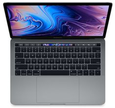 Apple MacBook Pro 13 Touch Bar/i5 2,3GHz/8GB/SSD256GB/macOS, Space Gray - INT KB