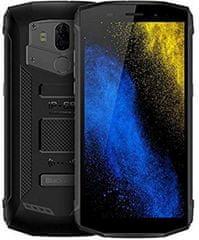 iGET GSM telefon Blackview BV5800PRO, črn + darilo: Bluetooth zvočnik