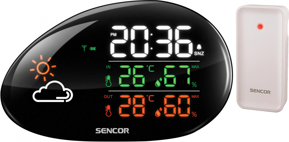 SENCOR Meteostanice SWS 5200