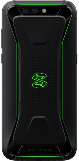Xiaomi Black Shark, 6 GB / 64 GB, Global Version, černý