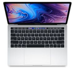 Apple MacBook Pro 13 Touch Bar/i5 2,3GHz/8GB/SSD256GB/macOS, Silver - INT KB