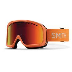 Smith smučarska očala Project, oranžna