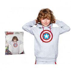 E plus M bluza chłopięca Capitan America