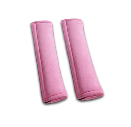 MAMMOOTH Návleky na bezpečnostní pás, barva růžová