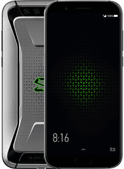 Xiaomi Black Shark, 6 GB / 64 GB, Global Version, šedý