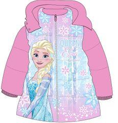 E plus M dívčí zimní bunda Frozen