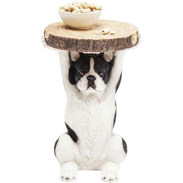 KARE Odkládací stolek Animal Toto - 35 cm