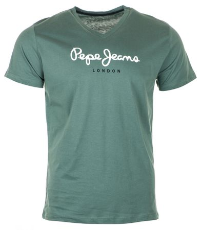 Pepe Jeans pánské tričko Eggo XL zelená