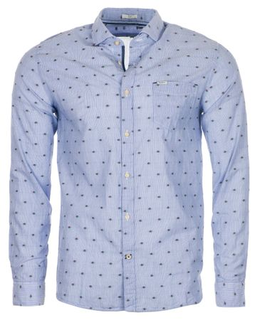 Pepe Jeans koszula męska Grayson M jasnoniebieski