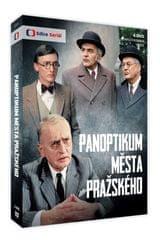 Panoptikum Města pražského (4 DVD - remasterovaná verze)   - DVD