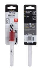 NiteIze svetilka LED Mini Glowstick - Red