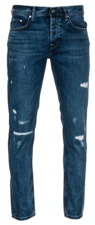 Pepe Jeans muške traperice Malton, 30/32, tamno plava