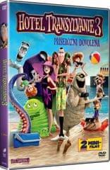 Hotel Transylvánie 3: Příšerózní dovolená   - DVD