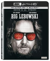 Big Lebowski   (2 disky) - Blu-ray + 4K ULTRA HD