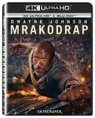 Mrakodrap (2 disky) - Blu-ray + 4K ULTRA HD