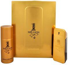 Paco Rabanne 1 Million - woda toaletowa 100 ml + dezodorant w sprayu 150 ml