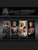 Magnetické záložky Game of Thrones - set #2
