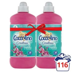 Coccolino Creations Snapdragon & Patchouli 2x 1.45L