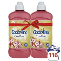 Coccolino Creations Honeysuckle & Sandalwood 2x 1,45 l