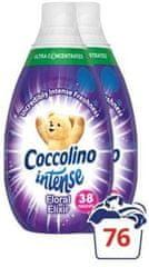 Coccolino Intense Floral Elixir aviváž 2 x 570 ml (76 praní)