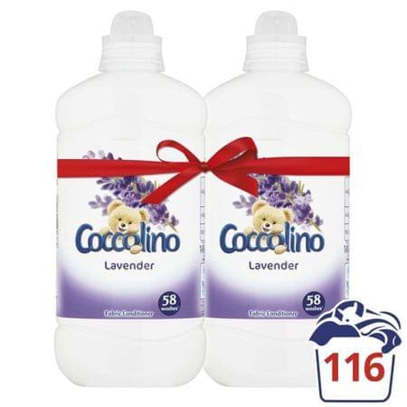 Coccolino Simplicity Lavender 2x 1,45 l