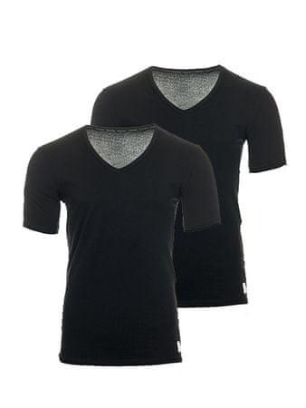 Calvin Klein komplet muških majica, 2 komada, S, crna