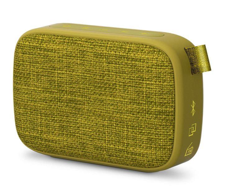 Energy Sistem Fabric Box 1+ Pocket, zelená
