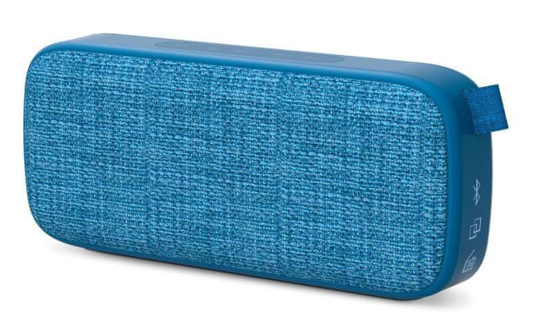 Energy Sistem Fabric Box 3+ Trend, modrá