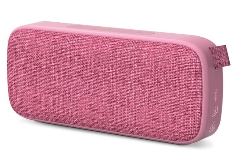 Energy Sistem Fabric Box 3+ Trend, růžová