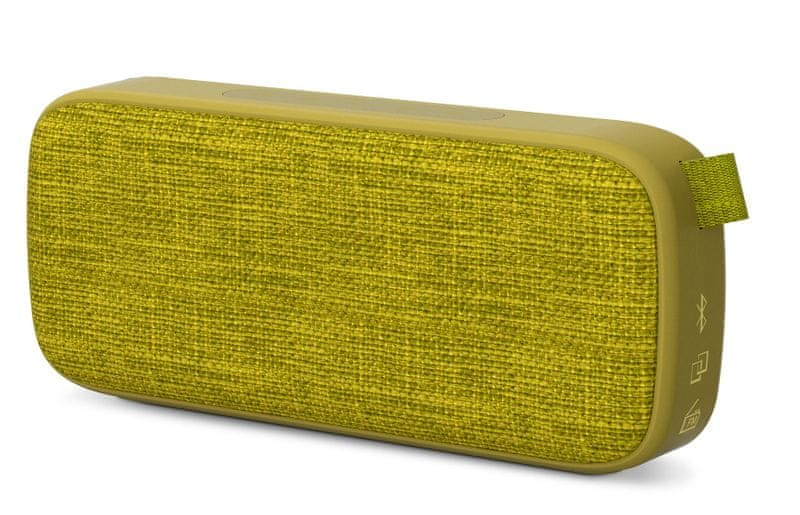 Energy Sistem Fabric Box 3+ Trend, zelená