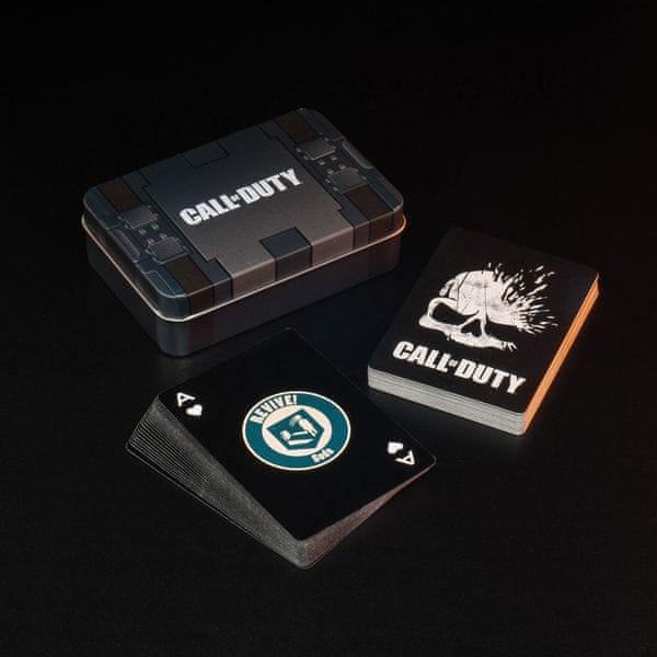 Herní karty Call of Duty