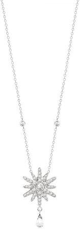Morellato Stříbrný náhrdelník s hvězdičkou Pura SAHK13 stříbro 925/1000