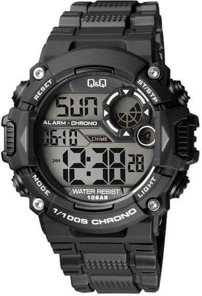 Q&Q Digitální hodinky M146J001