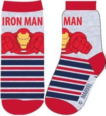 E plus M chlapecké ponožky Iron Man