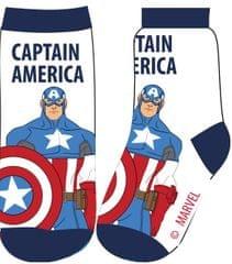 E plus M chlapecké ponožky Capitan America