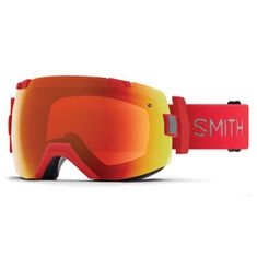 Smith smučarska očala I/OX, rdeča