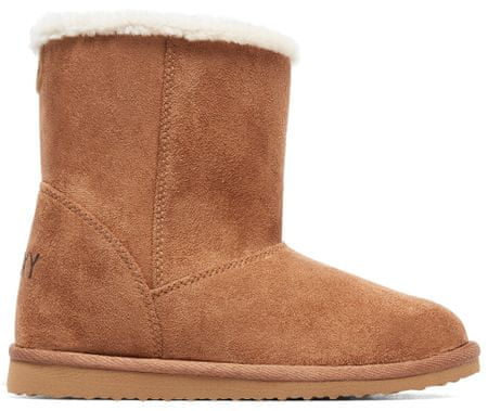 Roxy dekliški čevlji Rg Molly G Boot Tb2 Tan/Brown, rjavi, 35