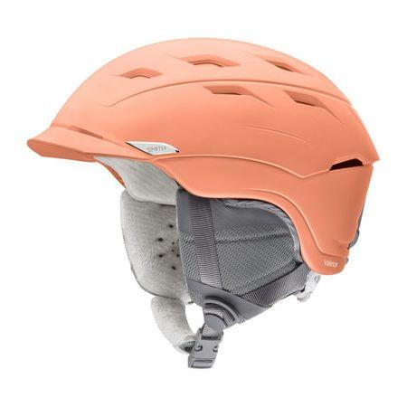 Smith smučarska čelada Valence, oranžna, 55-59cm
