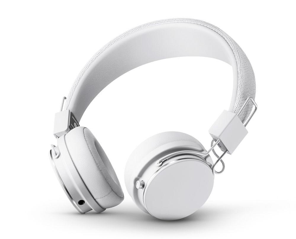 Urbanears Plattan II BT bezdrátová sluchátka, bílá