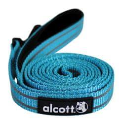 Alcott Nylon Fényvisszaverő póráz, Kék